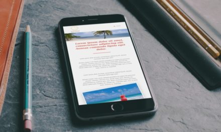 Adding Text to the Right of the Divi Mobile Menu